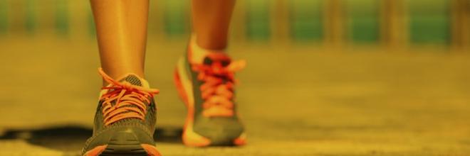 Caminhar pela manhã combate diabetes