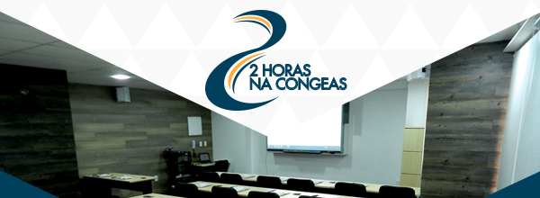 [RESUMO] Evento 2 horas na Congeas!